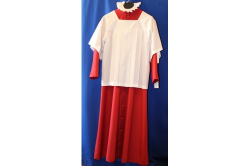 Cassock : Single Breasted (Child)