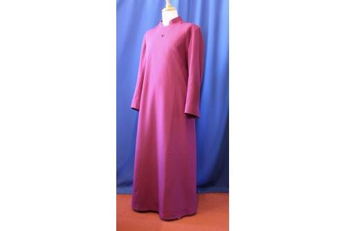 Bishop's Cassock : Double-Breasted