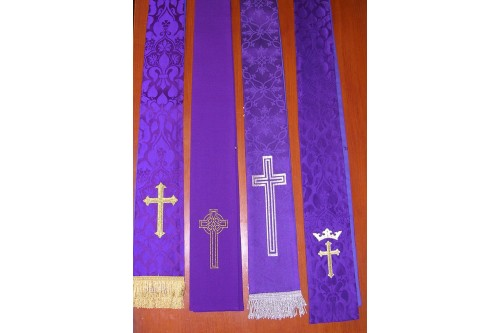 Ordinary Stole (can be Permanent Deacon Stole)