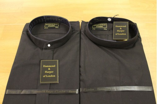Ready-Made Shirt (to fit Traditional Collar)