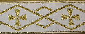 Gold Cross Trim +£32.26