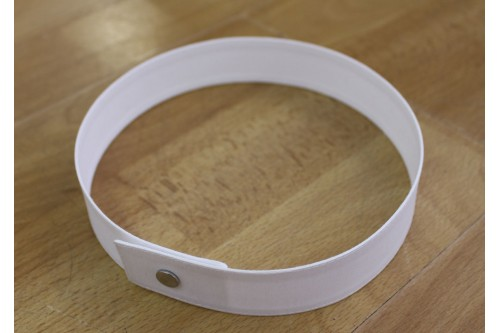 Collar Band Permanent Cotton (Limited Stock)