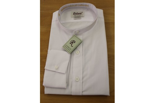 Gents White Tunic Shirt