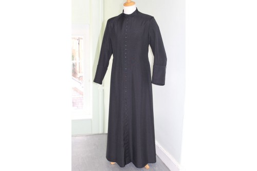 Cassock - Single Breasted