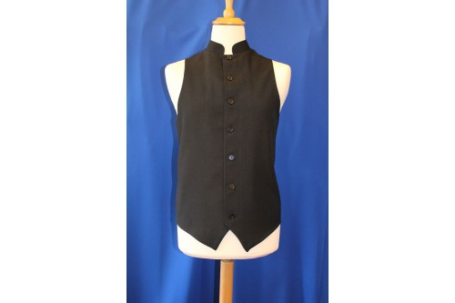 Clerical Waistcoat without Pockets