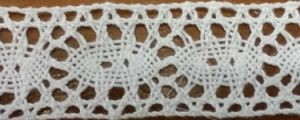 Lace no.2 (White) +£18.19