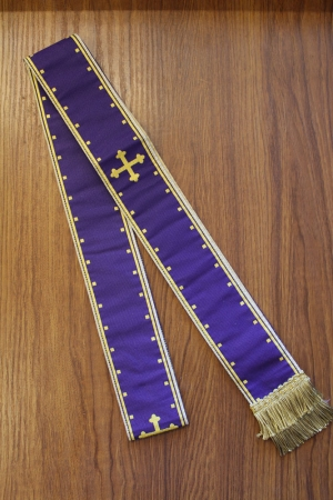 Ready-Made Sick Communion Stole