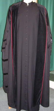 Vergers Gown (Fully Trimmed)