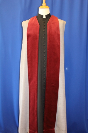 Vergers Gown - Sleeveless