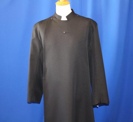 Budget Cassock - Double Breasted